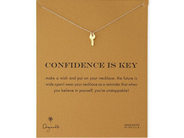 Butterfly Card Shapes Australia - Kendra Scott Double Ring Buckle Love Smiley Heart Shape Key Cross 3 Round Hollow Triangle Stereo Butterfly Ice Cone Necklace Jewelry + Card