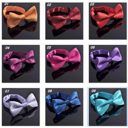 China Children's tie Large Solid Cheerleading Ribbon Bows Grosgrain Cheer Bows Tie With Elastic Band Girls Rubber Hair Band Beautiful bow tie C51 supplier polka dot bow hair bands suppliers