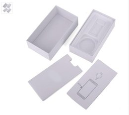 Wholesale Boxes Packaging Australia - Version Retail Package Empty Packing Box without Accessories With Manual Sticker for iPhone 6 6s 7 8 Plus X XR XS MAX