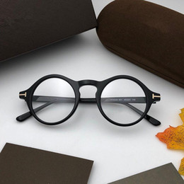 bae04be6d3d Trends eyeglass frames online shopping - 5526 Luxury brand circle optical  glasses fashion classic Retro Round