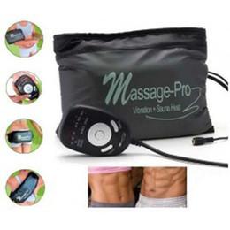 Massager Car Australia - pro 2 in 1 home car charger slimming heating vibrating sauna massager belt brace beauty spa GYM ABdominal slender shaper massage