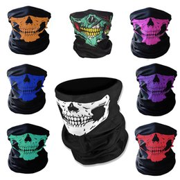 $enCountryForm.capitalKeyWord Australia - Mask Bandana Bike Bicycle Helmet Neck Face Mask Half Face Paintball Ski Sport Headband Military Game Masks