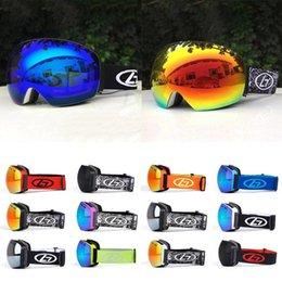 $enCountryForm.capitalKeyWord Australia - Ski Equipment Ski Goggles Adult Double Anti-Fog Anti-Uv Spherical Glasses