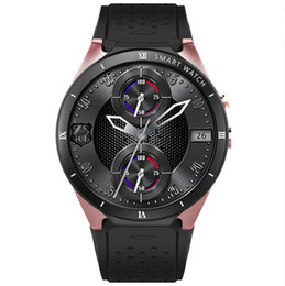 Kw88 Android Quad Core Smart Watch Australia - Wholesale KW88 Pro 3G Smartwatch Phone Android 7.0 1GB RAM 16GB ROM 1.39 inch MTK6580 Quad Core smart watch Support APP Download