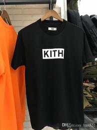 $enCountryForm.capitalKeyWord Australia - kith mens t shirt KITH t shirts box logo brand luxury high quality Classic Leisure men womens tshirt Embroidery printing Street Wild tees 66