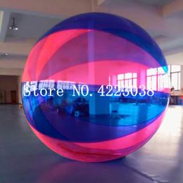 $enCountryForm.capitalKeyWord NZ - Free Shipping High Quality 2m TPU Water Zorb Ball Clear Inflatable Walking Water Ball,Human Hamster Balls