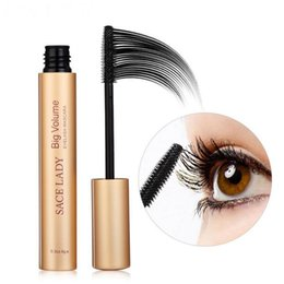 Volume up mascara online shopping - SACE LADY Mascara Makeup Brand Curling Thick Black Eye Lashes Rimel Professional Make Up Volume Natural Eyelash Cosmetic