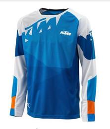 2019 NEUE Motorrad Trikots Motorrad GP Mountainbike Motocross Jersey XC BMX DH MTB ktm T-shirt Kleidung L F im Angebot