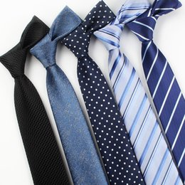 Wholesale Work Suits Australia - A tie for men's suits Business 7 cm for getting married and working professional students