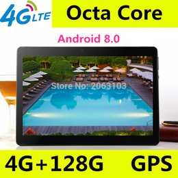 Wholesale 10 inch T900 Android tablet PC Octa Core GB RAM GB ROM Core Dual SIM Card GPS Bluetooth Call phone Gifts MID Tablets