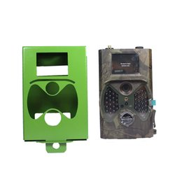 Wholesale Hunting Camera Security Protection Metal Case Iron Lock Box for HC300M HC300A HC350M