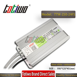 $enCountryForm.capitalKeyWord NZ - TOTIWO IP67 Waterproof AC110V AC220V to DC 24V 10.42A 250W Switching SMPS Power Supply LED Driver Waterproof Transformers constant voltage