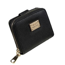 Candy Wallets Wholesale Australia - Wholesale- Designer Wallets Famous Brand Women Wallet Nice New Lady Women Purse Clutch Wallet Short Small Bag Card Holder Carteira Feminina