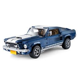 $enCountryForm.capitalKeyWord NZ - Dhl 21047 Technic Toys Series Compatible With New 10265 Mustang Car Set Building Blocks Bricks Car Toys Kids Christmas Gifts MX190730