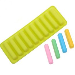 Cream for Cakes online shopping - Silicone Ice Cube Tray Mold Ice Mould Cookies mold Fits For Water Bottle Ice Cream Markers Tools Cake Tools