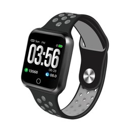 Andriod Smart Watches Australia - Women Smart Watch Waterproof Heart Rate Blood Pressure Sleep Monitor Wristwatch Wearable Device men Watches for IOS Andriod