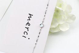 $enCountryForm.capitalKeyWord NZ - Water drop girl Bracelet Japanese and Korean temperament simple ocean breeze gifts crystal hand ornaments