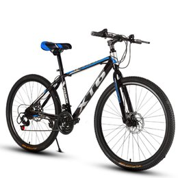 24 inch bicycle Australia - 24-inch Mountain Bicycle 21 Speed Adult Variable Speed Bicycle Cross-Country Racing Car With One Wheel For Boys And Girls