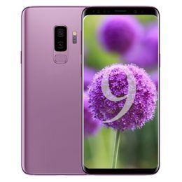 $enCountryForm.capitalKeyWord Canada - ERQIYU goophone S9 S9+ plus Android 8.0 cell phones unlocked 16.0MP Dual sim 4G RAM 128G ROM 4G LTE GPS smartphones