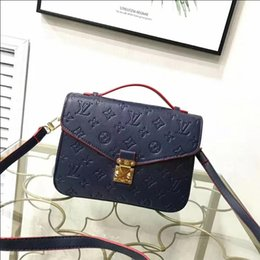 ElEgant satin fabric online shopping - Women s handbag classic small series of fashion hot mom Lady chain bag elegant bulk corrugated woman Leather Shoulder purse handbags bag T68