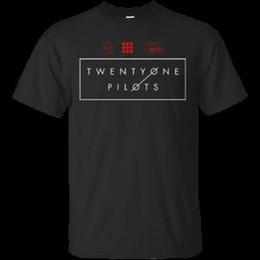$enCountryForm.capitalKeyWord Australia - Logo Twenty One Pilots S21 Band T shirt BlaSummer Navy Short for Men Women S 5XL