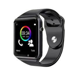 $enCountryForm.capitalKeyWord UK - A1 WristWatch Bluetooth Smart Watch Sport Pedometer With SIM Camera Smartwatch for Android HUAWEI Apple Samsung watch