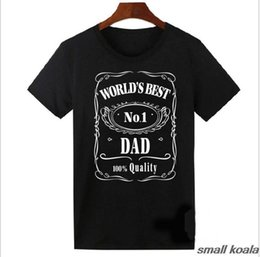 $enCountryForm.capitalKeyWord NZ - Fathers Day T-shirt Worlds Best Dad Papa Birthday Gift Daddy Present Pappa Mens T Shirt Funny Cool Tops Tee Shirts Plus Size Q190530