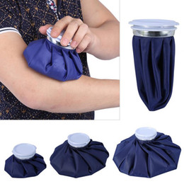 Discount first aid packs - Ice Bag Reusable Health Care Cold Therapy Ice Pack Muscle Aches First Aid Relief Pain Medical Ice Bags