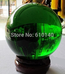 $enCountryForm.capitalKeyWord NZ - New ++ + Asian Rare Natural Quartz Green Magic Crystal Healing Ball Sphere 100mm+Stand Q3
