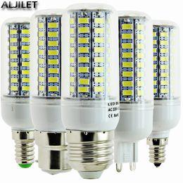 G9 12w Corn Light Australia - 20X 110V 12W 72 LEDs Ampoule E27 Led Lamp Corn Bulb Lights GU10 G9 B22 E12 E14 SMD5730 360 Degree Bombillas Home Lighting