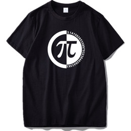 $enCountryForm.capitalKeyWord Australia - Pi T-shirt Joke Men Humor Classical Number Printed Tshirt Hip Hop High Quality 100% Cotton Tops Tee Creative Design Gift