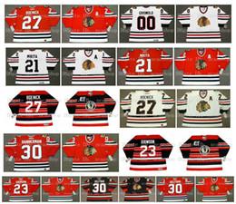 $enCountryForm.capitalKeyWord Australia - Vintage Chicago Blackhawks Jersey 21 STAN MIKITA 27 JEREMY ROENICK 00 CLARK GRISWOLD 30 MURRAY BANNERMAN 23 STU GRIMSON 30 ED BELFOUR Hockey
