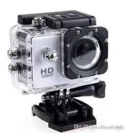 Silver Black Red Australia - Waterproof 2.0 Inch LCD Screen SJ4000 style 1080P Full HD Camcorders Helmet Sport DV 30M Action Camera VS SJcam