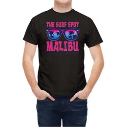 $enCountryForm.capitalKeyWord Australia - T shirt Surfing Spot Malibu California Summer T25547 Men Women Unisex Fashion tshirt Free Shipping black