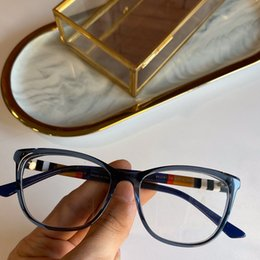 Wholesale Newarrival fashional BUTTERFLY BE2291 glasses frame for women 53-18-145 prescription glasses with fullset case factory outlet