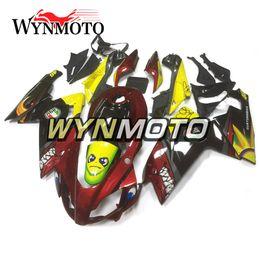$enCountryForm.capitalKeyWord Australia - Dark Red Black Yellow Shark Bodywork for Aprilia RS 125 2006 2007 2008 2009 2010 2011 ABS Plastic Injection RS125 06 07 08 09 10 11 Panels