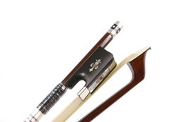 Cello bows online shopping - Yinfente Cello Bow Brazilwood Natural Bow Hair Straight Cello bow For Child Professional