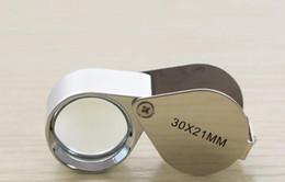Loupe Wholesalers Australia - Fast 360 PCS 30x 21mm Jewelers Eye Magnifying Glass Magnifier Loupe