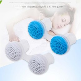 $enCountryForm.capitalKeyWord NZ - NEW 2 colors Nose Breathing Apparatus Stop Grinding Relieve Snoring Nose Clips Air Purifier Health Care Sleeping Aids