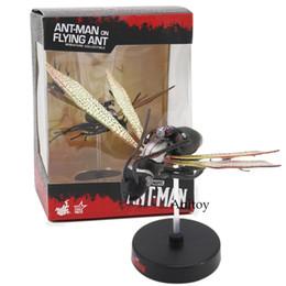 $enCountryForm.capitalKeyWord UK - ANT MAN on Flying Ant Miniature Collectible PVC Figure Model Toy 8cm
