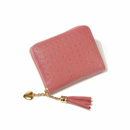 Luggage & Bags Coin Purses & Holders Generous Korean Creative Zipper Multi-function Purse Multicolor Wallet Pu Leather Card Bit Coin Purse
