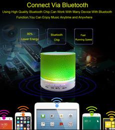 $enCountryForm.capitalKeyWord NZ - Portable A9 USB Subwoofer Music Box Speaker 50 Pcs Excellent Wireless Bluetooth Car Speaker Bluetooth Wireless Speaker Elegant A