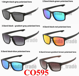polaroid sunglasses cat eye 2019 - factory HOT TR90 Polarized man sunglasse TAC LENS driving Sun glasses woman Surfing sunglasses 6 colors women HOT sungla