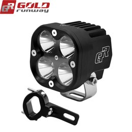 $enCountryForm.capitalKeyWord Canada - 40W Motorcycle ATV USA U3 LED Driving Fog Head Spot Light auxiliary LED lights White Lamp Headlight