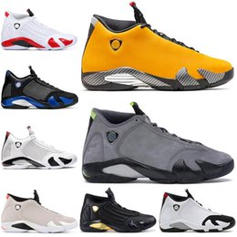 $enCountryForm.capitalKeyWord Australia - Fashion Sneakers Ferr Yellow Graphite Chartreuse SPM x Royal Blue 14s Mens Basketball Shoes Candy Cane 14 Thunder Desert Sand Men Trainers