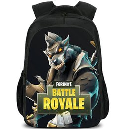 Backpack pictures online shopping - Dire backpack Extreme game daypack Good werewolf schoolbag Hot picture print rucksack Sport school bag Outdoor day pack