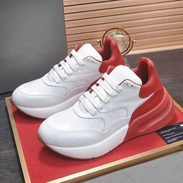 $enCountryForm.capitalKeyWord NZ - Luxury Men Shoes Casual High Quality Brand Mens Shoes Fashion 4 Colors Scarpe da uomo Oversized Runner Footwears MQ65 Men Shoes Casual Style