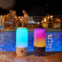 $enCountryForm.capitalKeyWord Australia - Nice Sound Pulse3 LED Wireless Bluetooth Speaker Super Bass Stereo Loud Speaker Wireless Portable Acoustics Mini Outdoor Sound Box Subwoofer