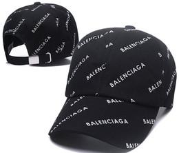 Опт Новый Бейсболка Вышивка Письмо Солнце Регулируемые Шапки Snapback Хип-Хоп Танцевальная Шапка Лето Открытый кости Мужчины Женщины Классические Дизайнеры шляпы черный