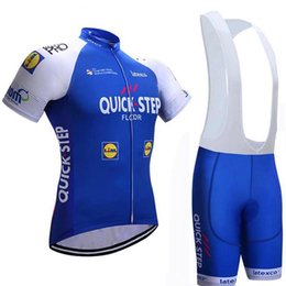$enCountryForm.capitalKeyWord Canada - NEW QUICK STEP Team 2019 Men Cycling Jersey Sets MTB Bike Wear Racing Bicycle Clothing Breathable Ropa Ciclismo Bicicleta Maillot Suit